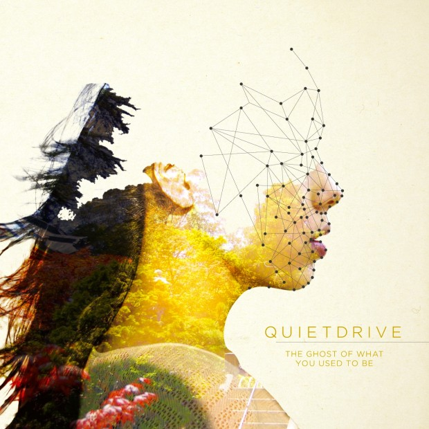 ALTERNATIVE PRESS JAPAN   【NEWS】QuietdriveのNewアルバム「The Ghost of What You Used to Be」のアートワーク、トラックリストが公開