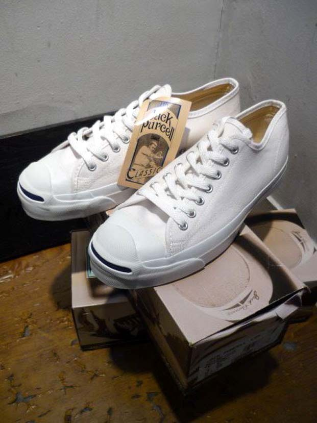 VANS USA MADE DEAD STOCK & JACK PURCELL|ILLMINATE blog