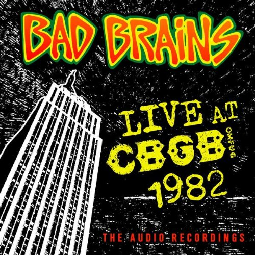 Amazon.co.jp: Live Cbgb 1982: Bad Brains: 音楽