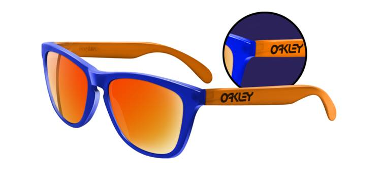 Oakley Frogskins Collectors Editions Sunglasses available online at Oakley.com