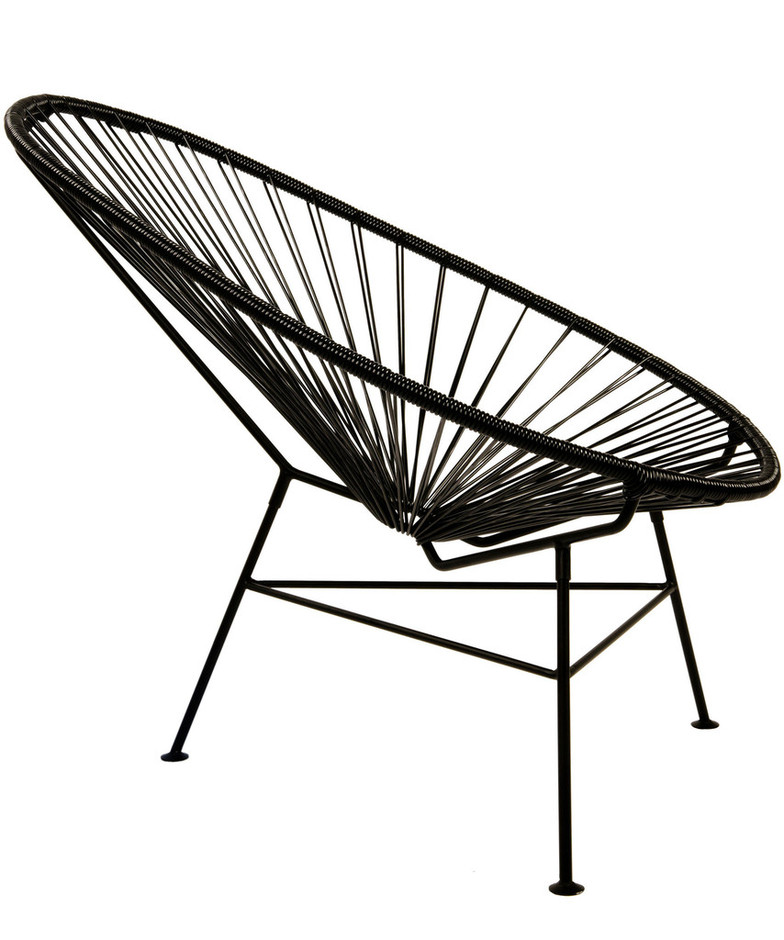 Acapulco Lounge Chair / Turquoise – thecommonproject
