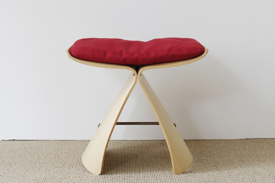 291_stool | vintage & used | BUILDING fundamental furniture