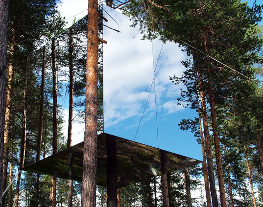 Stunning Swedish Treehotel Now Officially Open! | Inhabitat - Green Design Will Save the World