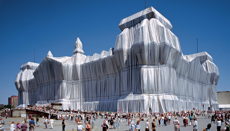 Christo and Jeanne-Claude | Home