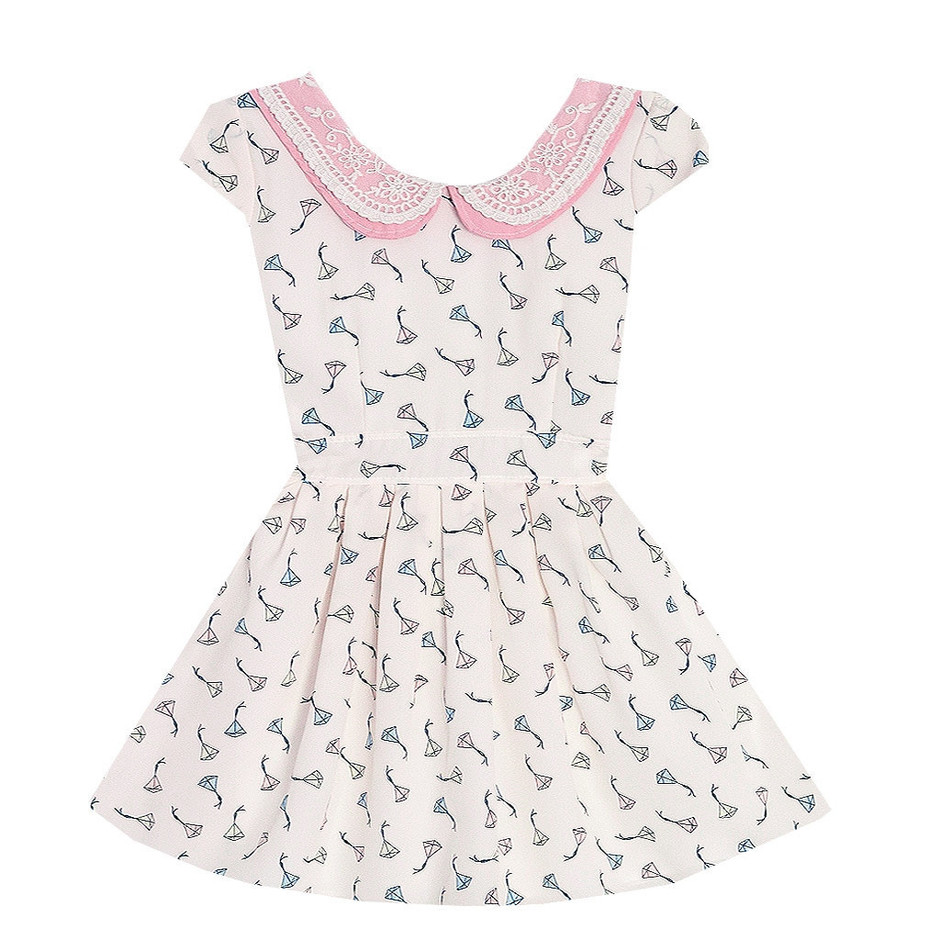 Bonne Chance Collections — Windy Day Cutie Dress