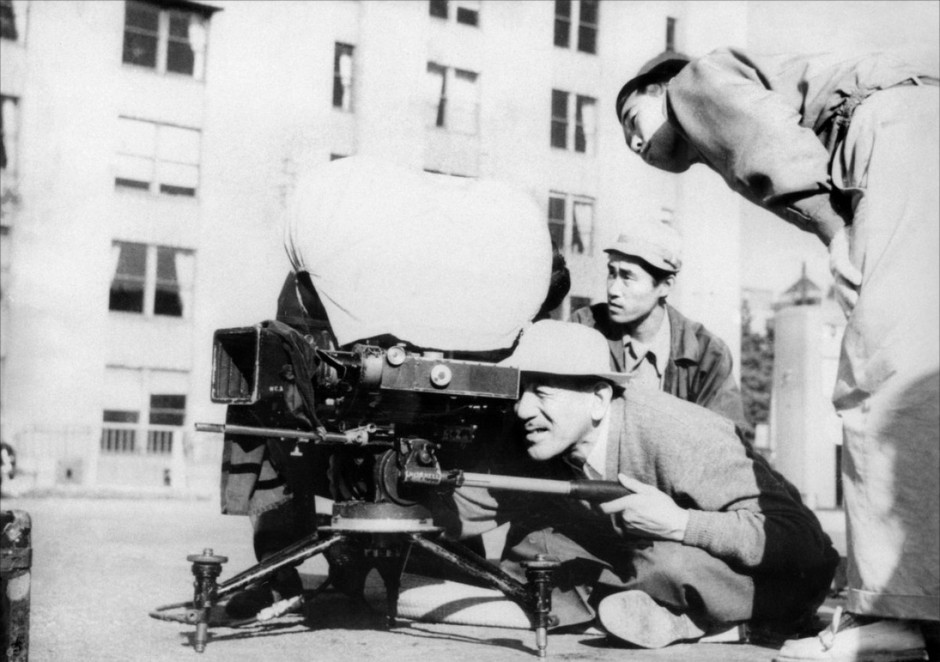 CINEPHILIA and FILMMAKING • From 1946 to 1955, Ozu wrote all his screenplays...