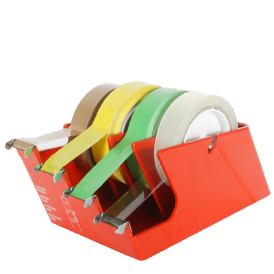 MULTI BENCH DISPENSER for 4x25mm tape | Packer Products