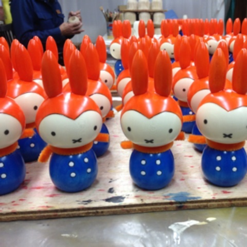 a tiny place happy but - cutielittledimple: wooden miffy