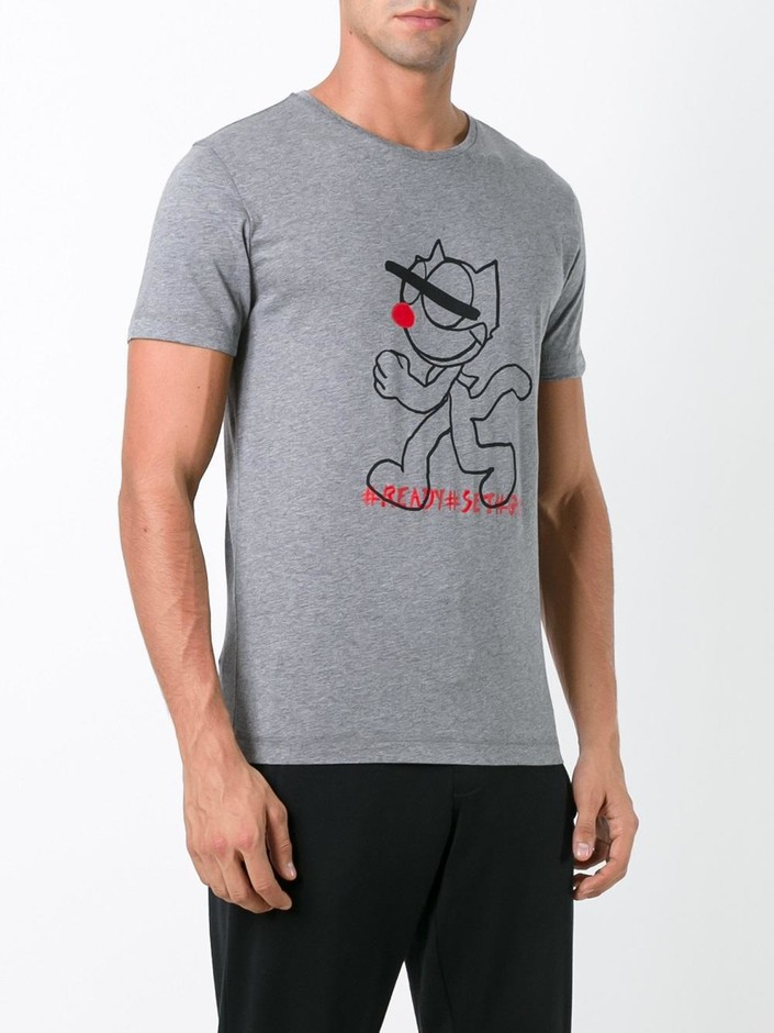 Iceberg 'felix The Cat' T-shirt - Eraldo - Farfetch.com