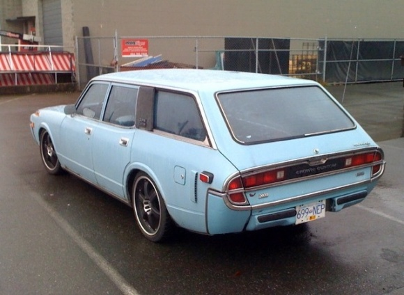 1972 Toyota Crown Custom Wagon