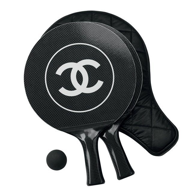Fancy - Carbon Beach Raquets by Chanel