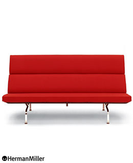 Eames Sofa Compact(イームズ ソファコンパクト):hhstyle.com