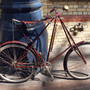 » 1911 Dursley Pedersen Cantilever 3-Speed No 4 Gents The Online Bicycle Museum
