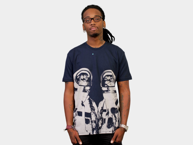 Limited Edition - Catstronauts Shirt By MasterControl