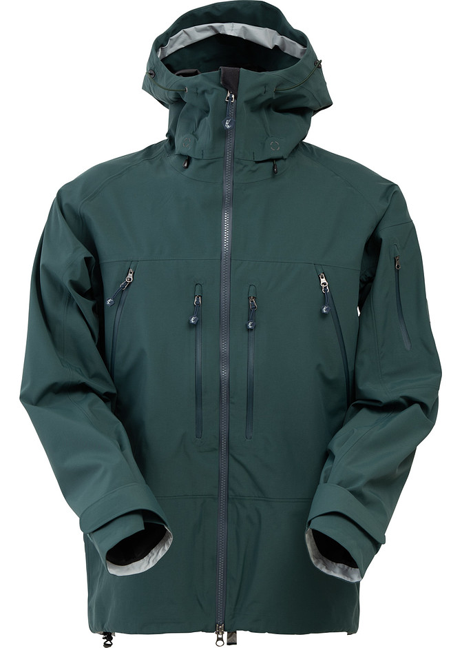 Teton Bros. 2018-19FW PRODUCTS -TB Jacket (Men)-