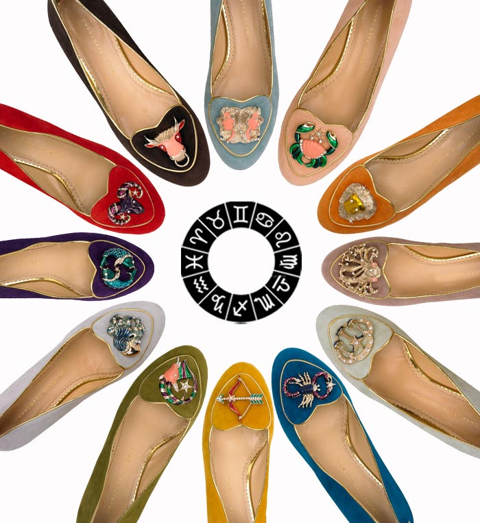 Step It Up: Charlotte Olympia Cosmic Collection