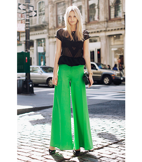 Editor's Best Tips On How to Wear Wide-Leg Pants | WhoWhatWear.com