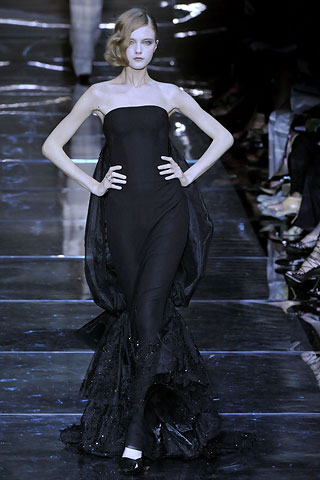 Armani Privé Fall 2008 Couture - Collection - Gallery - Look 43 - Style.com