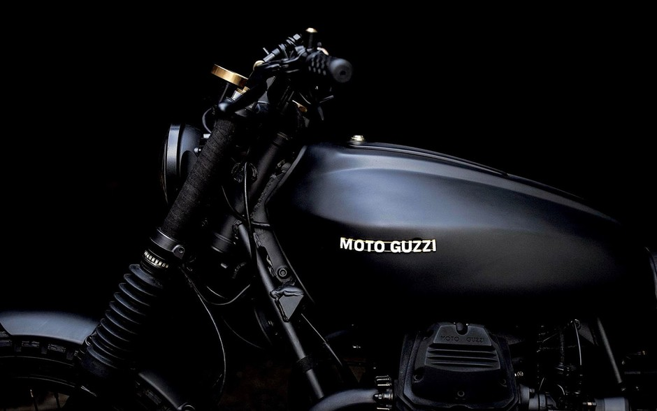 The Club | Inazuma café racer