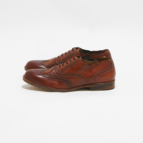 MUNOZ VRANDECIC oxford mens shoes wing tip | PLAGUESEARCH