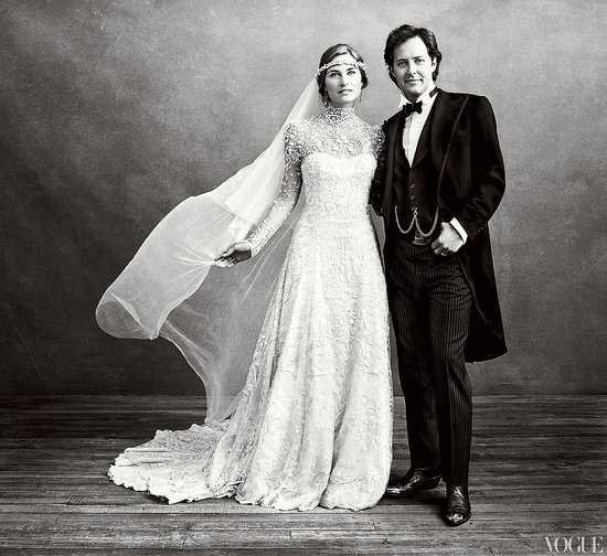 Lauren Bush Wedding Dress [Pictures]