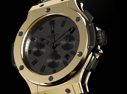 Hublot presents Magic Gold - Scratch Resistant Gold | Highsnobiety.com