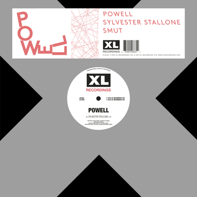Powell (Diagonal) - Sylvester Stallone / Smut - XL - Bleep - Your Source for Independent Music - Download MP3, WAV and FLAC, Buy Vinyl, CD and Merchandise