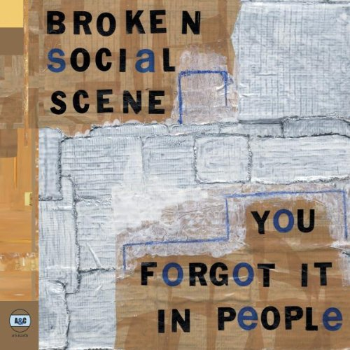 Amazon.co.jp: You Forgot It in People: Broken Social Scene: 音楽