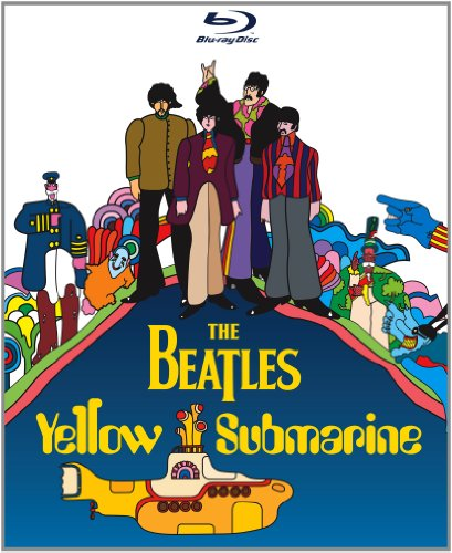 Amazon.co.jp: Yellow Submarine [Blu-ray] [Import]: Beatles: DVD