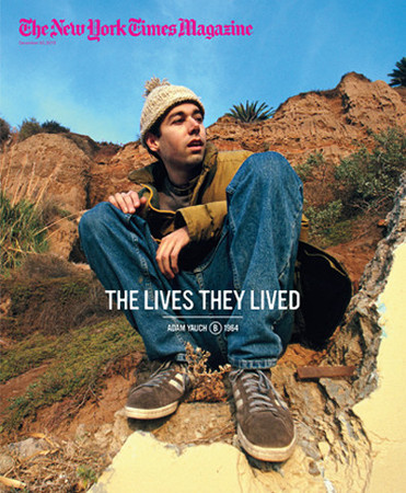 """THE LIVES THEY LIVED - Adam """"MCA"""" Yauch (Beastie Boys)"""