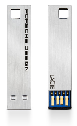 LaCie - Porsche Design USB Key