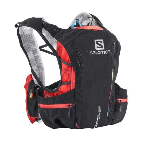 ADVANCED SKIN S-LAB 12 SET - Backpacks - Bags & packs - Trail Running - Salomon Japan
