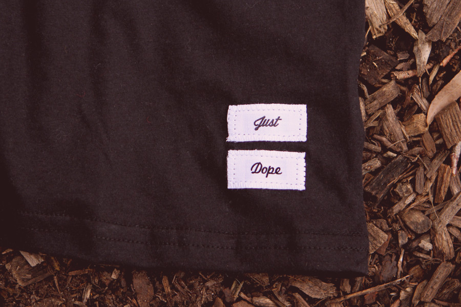 KITH x STAMPD Just Dope Tee - Black | Apparel | Kith NYC