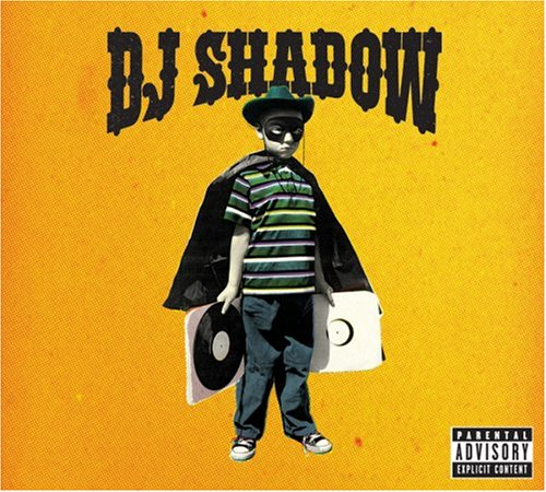 Amazon.co.jp: Outsider: DJ Shadow: 音楽