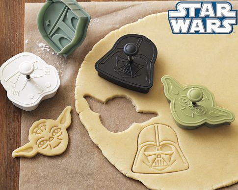 Star Wars? Vehicles Cookie Cutters | Williams-Sonoma
