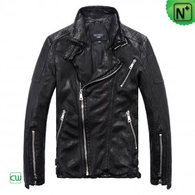 Mens Leather Motorcycle Jackets CW813119
