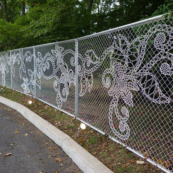 Lace Fence by Demakersvan | CoolBoom