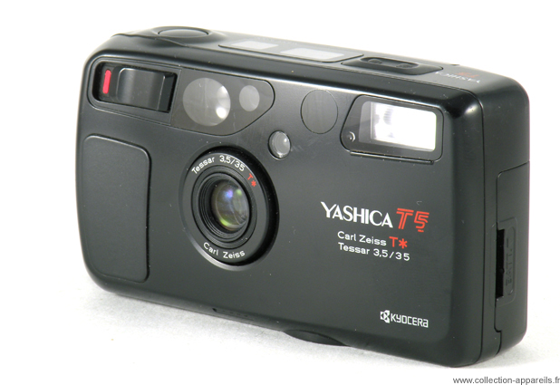 Yashica T5 (T4 Super)