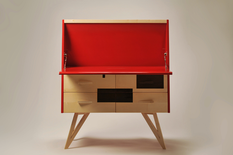 Desks – Pinocchio – a unique product by laquercia21 on DaWanda