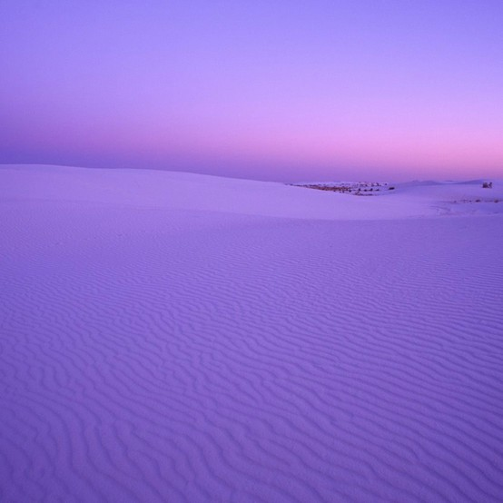 White Sands New Mexico - National Monument USA