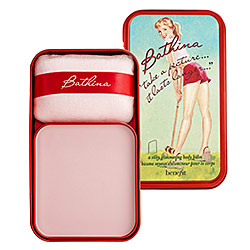 "Sephora: Benefit Cosmetics Bathina ""Take a Picture it Lasts Longer…"": Body Lotions & Creams"