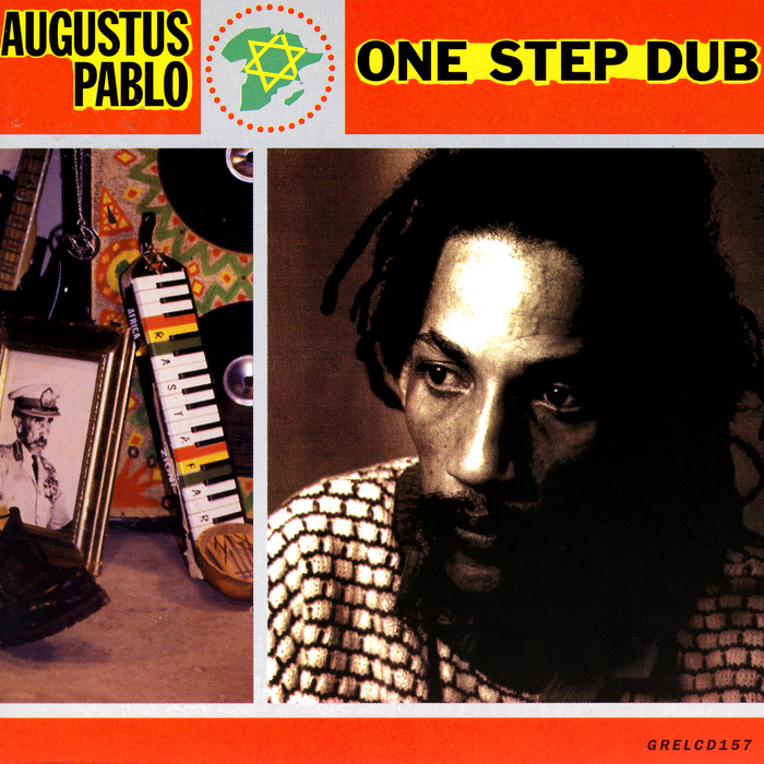 One Step Dub by Augustus Pablo on MP3 and WAV at Juno Download