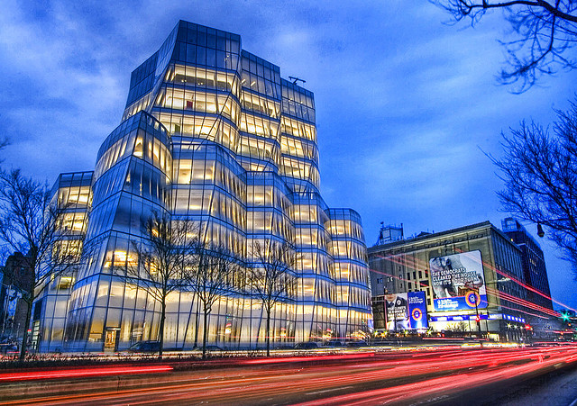 IAC Building - a photo on Flickriver