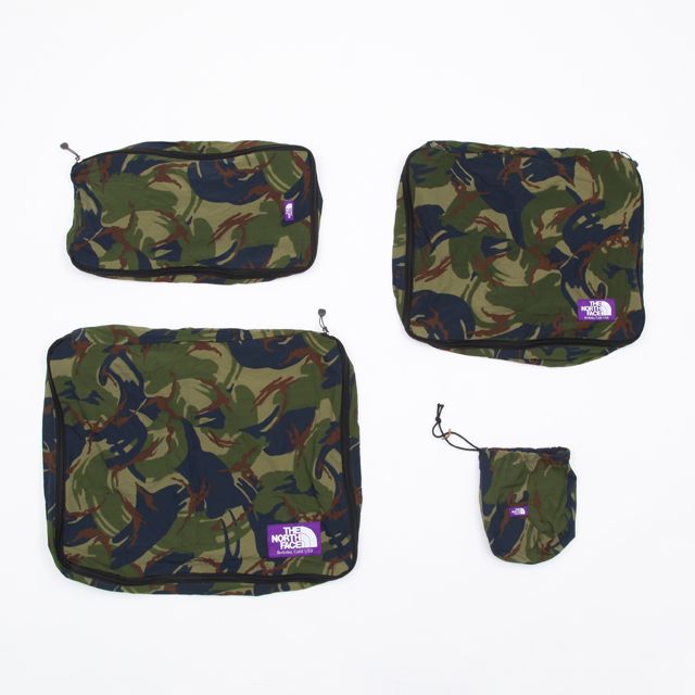 The North Face Purple Label Camouflage Packing Cases - Silver and Gold Online Store