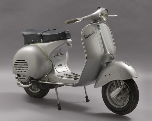 MoMA | The Collection | Corradino D'Ascanio. Vespa GS 150. 1955