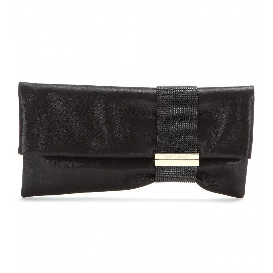 mytheresa.com - Chandra suede clutch - current week - new arrivals - Luxury Fashion for Women / Designer clothing, shoes, bags