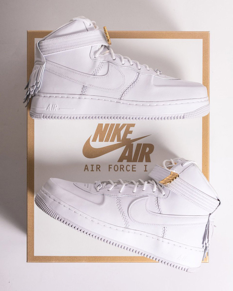 Nike Air Force 1 Sport Lux Freinds And Family   SneakerNews.com