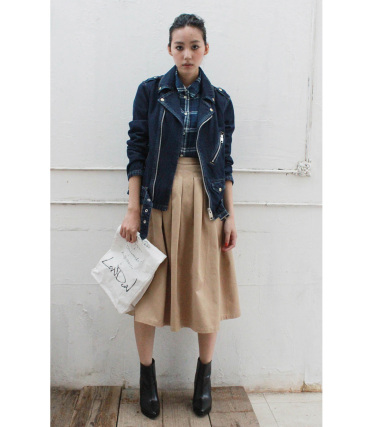 【MOUSSY/マウジー】CHINO MIMOLLET SK|シェルター公式通販サイト|SHEL'TTER WEB STORE