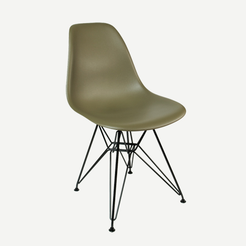 ザ・コンランショップ/商品詳細 DSR CHAIR KHAKI/BLACK LEG THE CONRAN SHOP LIMITED