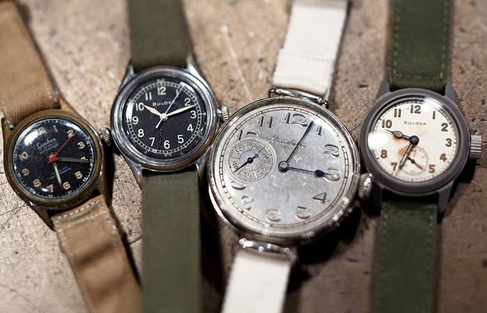 ANTIQUE MILITARY WATCHES|NEWS -FASHION-|honeyee.com Web Magazine